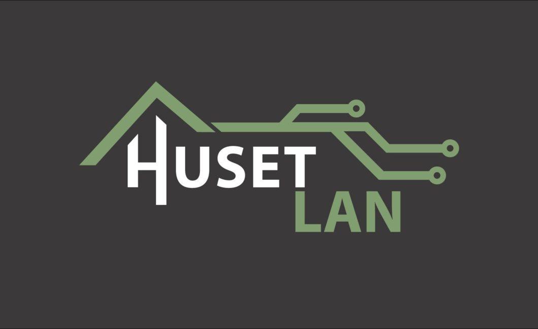 Huset Lan Høst 2020 logo